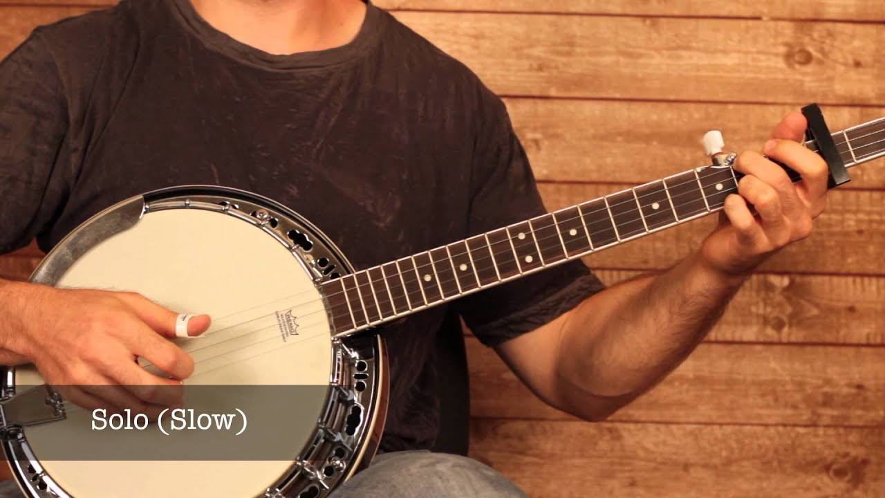 Mumford and Sons u0026quot;Feel The Tideu0026quot; Banjo Lesson (With Tab) - YouTube