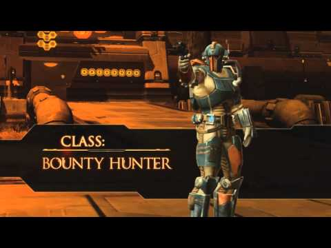 SWTOR - Choose Your Class (All class trailers)