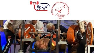 World Open Bench Press Championship