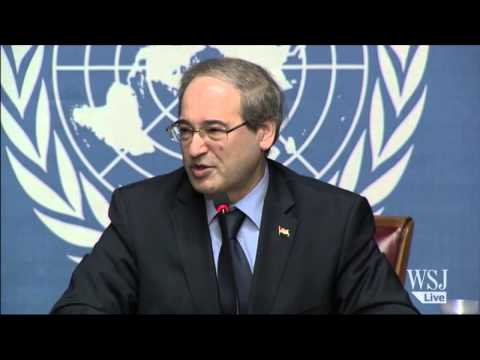 Syria Peace Talks and More on The Foreign Bureau