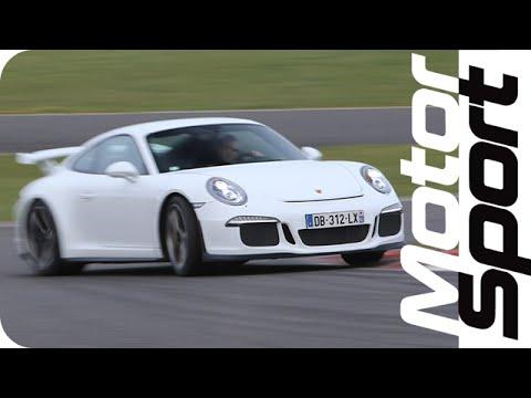 Porsche 991 GT3 (Motorsport)