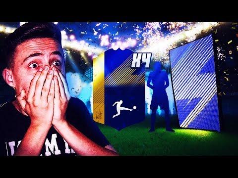 4 TOTST NYITOTTAM!! | FIFA 18 - BUNDESLIGA TOTS PACK OPENING