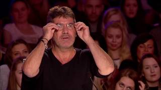 Teenage Lovers Perform MOST ROMANTIC Dance Routine! | Auditions 4 | Britain's Got Talent 2017