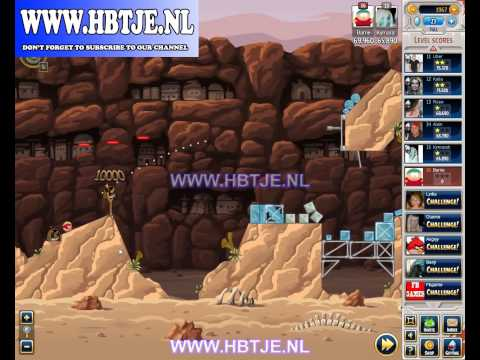 Angry Birds Star Wars Tournament Level 4 Week 47 (tournament 4) facebook