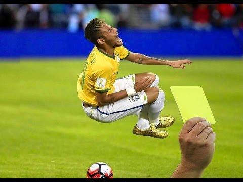 Neymar ● Simulation ● drôles   HD