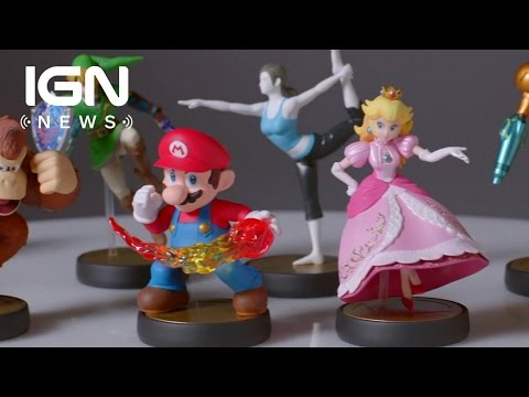 Where to Find All the Wave Four Amiibo - IGN News