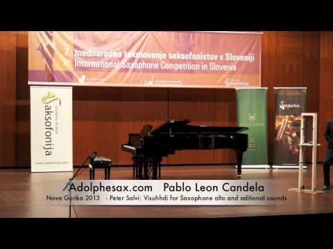 Pablo Leon Candela – Peter Salvi: Visuhhdi