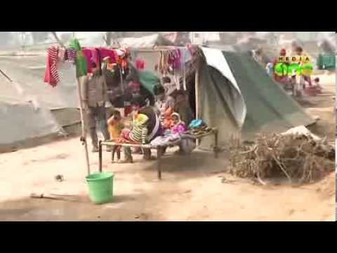 Kids died in Muzaffarnagar relief camp