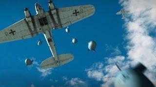 Бомбы, ракеты, торпеды - War Thunder / Видео