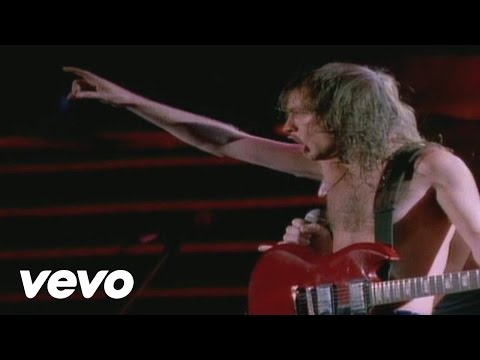 AC/DC - That's the Way I Wanna Rock N' Roll [HD]