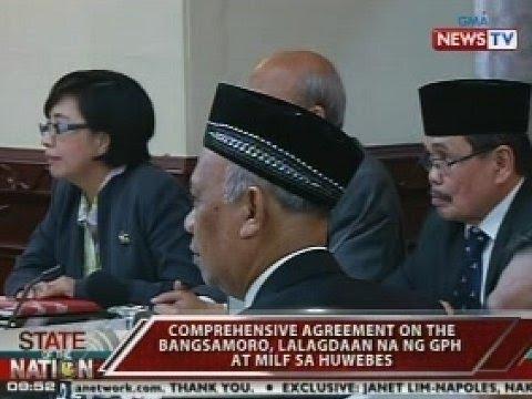 SONA: Gobyerno, sinisisi ang CPP sa pagkaabala ng kanilang peace talks