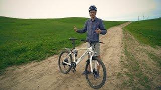 Электровелосипед. Как я вернулся в велотему. Костя Академик.