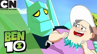 Ben 10 | Hold on Tight | Cartoon Network