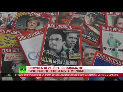 Crónica de las revelaciones escandalosas de Edward Snowden