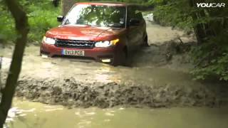 [British accident underwater range rover] Video