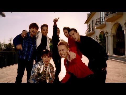 三代目 J Soul Brothers from EXILE TRIBE / 「R.Y.U.S.E.I.」Music Video