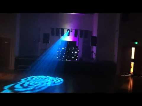 Stairville SC-X50 LED Scanner