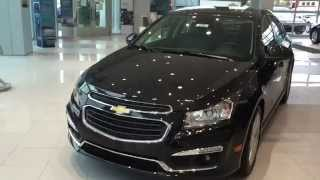 2015 Chevy Cruze LTZ At Bachman Chevrolet With RS Package