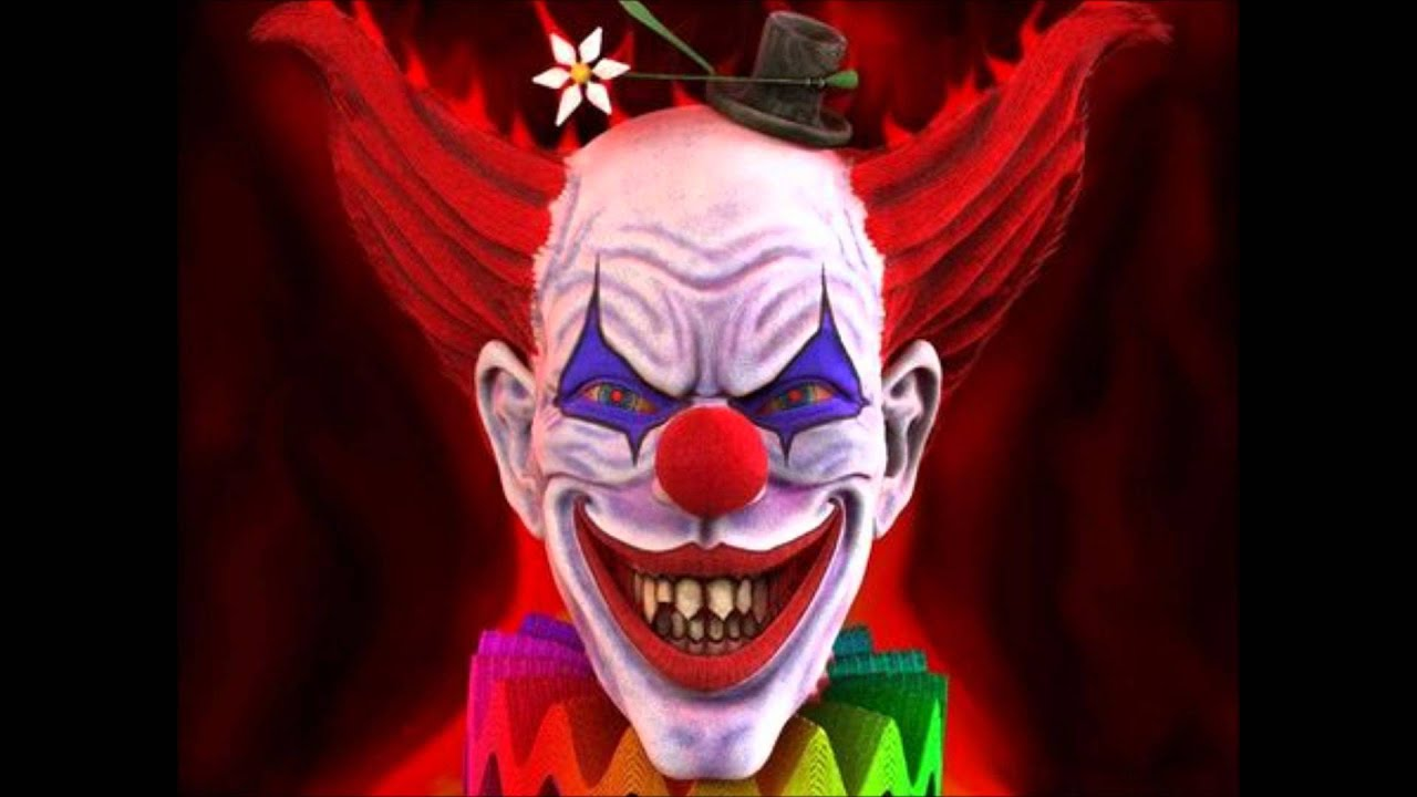 Cool Evil And Scary Clowns Gallery Pictures