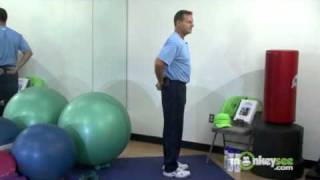 Exercises For Posture Strengthening The Legs And Hips
