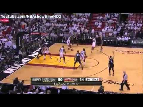 San Antonio Spurs Vs Miami Heat   June 18, 2013   Game 6   Full Game Highlights   NBA Finals 2013