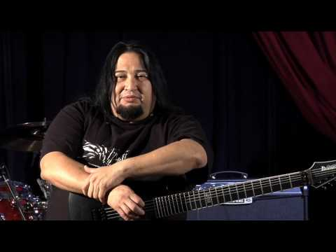 Dino Cazares (Fear Factory, Divine Heresy and Asesino) - Spider IV Artist Preset | Line 6