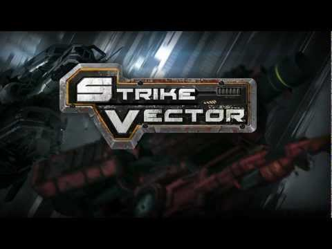 Strike Vector trailer - ingame footage