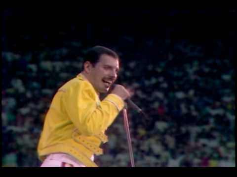 Queen - Under Pressure (HQ) (Live At Wembley 86)