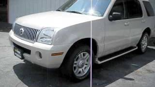 2005 Mercury Mountaineer Premier Quick Start, and Tour videos