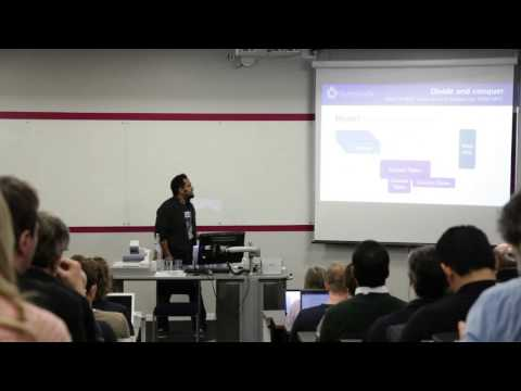 DrupalCampLondon 2013:Architecting Drupal Modules - An agile guide [...] - Ronald Ashri, Bluespark
