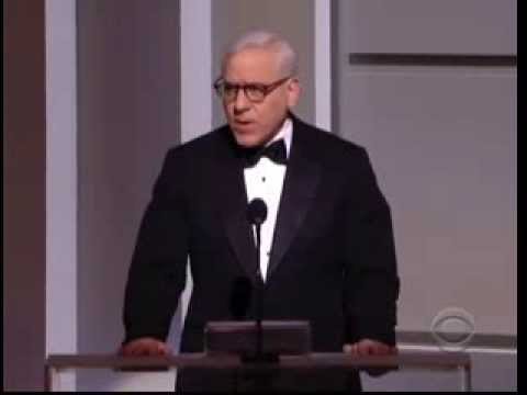 The Chairman's address at the 2013 Kennedy Center Honors