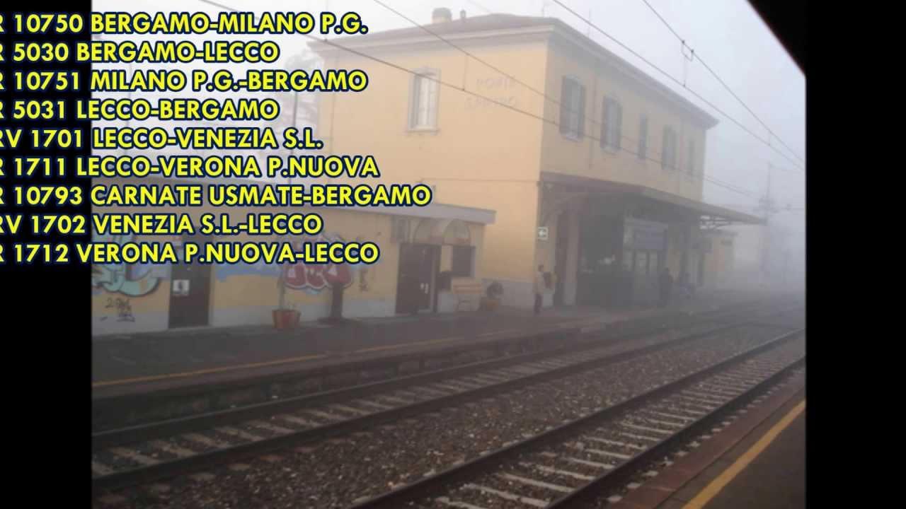 PDF Orari treni 2011 Carnate - Milano