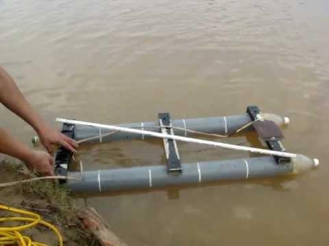 MOV07725.MPG mô hình tàu thủy không chìm