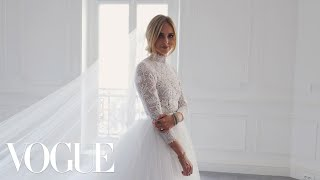 Chiara Ferragni's Wedding Dress Fitting | Vogue