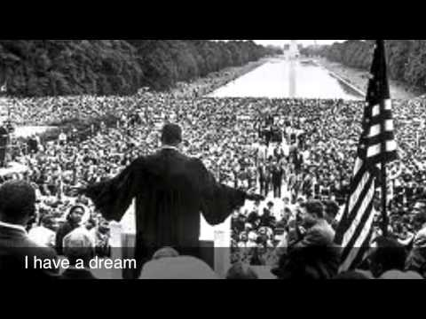 Vandaag Bakermat (i Have A Dream Song)