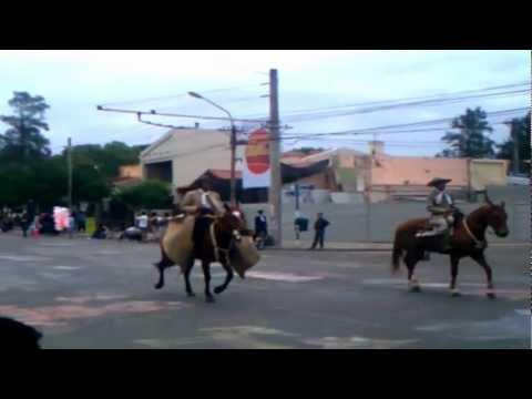 Desfile Gaucho Día de la Tradición