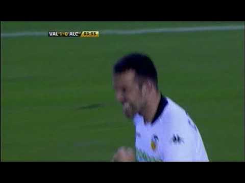 2009.11.10: Valencia CF 1 - 0 CD Alcoyano (Marchena)