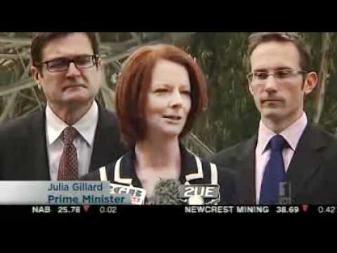 "Julia Gillard: ""No Carbon TAX"" - Liar & fraud"