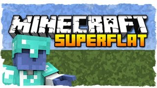 Minecraft SuperFlat: GETTING STARTED! (Ep. 2)