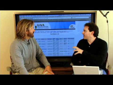 Frank Kern and Mike Koenigs use Traffic Geyser video marketing to get top search engine listings