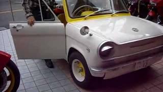 1962 MAZDA CAROL 360cc Always 茶山台