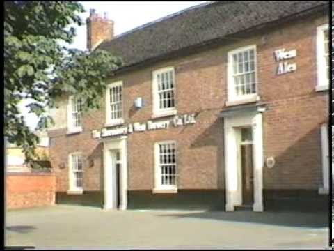 Wem and Shrewsbury Brewery Marketing Video 1985