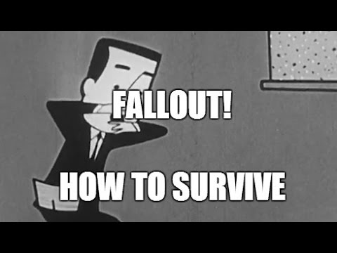 Fallout! How to Survive Nuclear Radiation