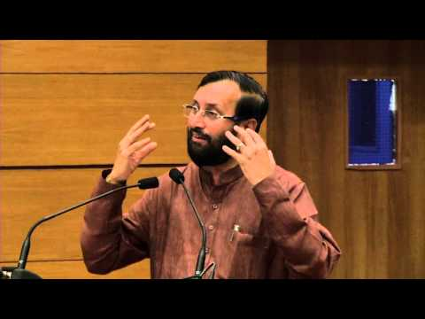 Shri Prakash Javadekar launches web portal for Forest Clearance proposals