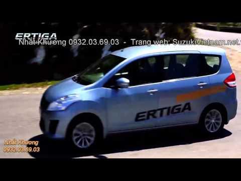 Khả năng linh hoạt của Suzuki Ertiga trên địa hình xấu