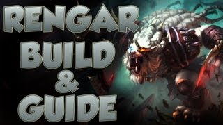 League Of Legends Rengar Build With Commentary
