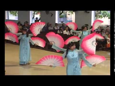 Múa Quạt: Này Linh Hồn Tôi Ngợi Khen Chúa (Dance Fan: Praise the Lord My Soul)