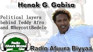 Radio Afuura Biyyaa: Interview with Ob. Henok G. Gabisa on the Legal Perspective of Menelik's Crimes Against Humanity