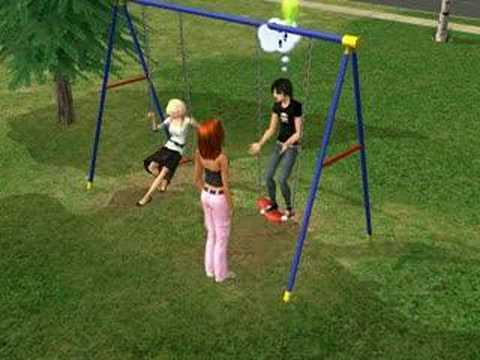 Funny sims and glitches (sims2)