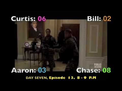 24- Curtis Manning and the CTU Crew's KillCount